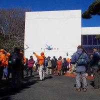 市川三大貝塚巡りウォーク12km記 (2/21)