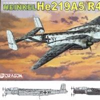 本日の到着キット(2017-34)「ドラゴン1/72 ハインケルHe219A-5/R4」