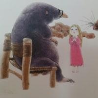 童話「おやゆび姫」