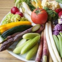 地物の野菜たち