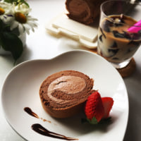 ●チョコレートロール●今日のおやつに。