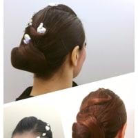 最近ハマっている簡単であり良く見えるヘアスタイル