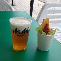 街歩き 第40回 『三越の屋上でビールの試飲会』