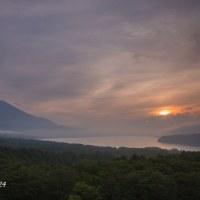 パノラマ台からの夕景
