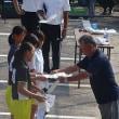 7/21 郡市総体 ソフトテニス女子決勝・表彰
