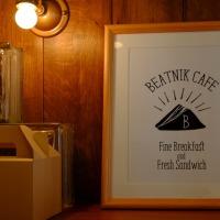 二日酔いの朝は。。。ご近所カフェでガッツリモーニング@beatnik cafe