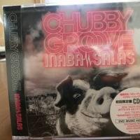 INABA/SALAS   CHUBBY GROOVE CD+DVD