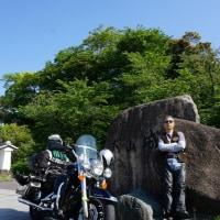 犬山城にて