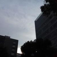 今日の私は708 【10月20日の博多の朝です】
