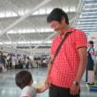 福岡から帰国