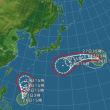 台風5号と9号は日本を直撃しそうかな?雨の被害が多いのでこないで欲しい