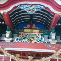 源頼朝公と…君が代( ・◇・)?前橋市駒形神社
