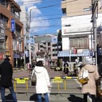新田神社とロケ地探訪