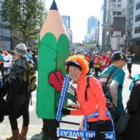2017東京マラソンアフロ応援団号&トレーニング&奄美ジャングルトレイル
