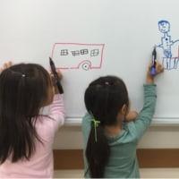 これから子供のお絵描き教室