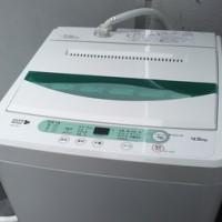 洗濯機 到着!