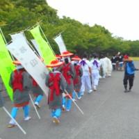 本日お田植祭