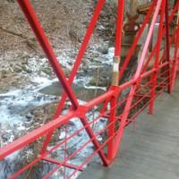 大嶽山那賀都神社2017冬