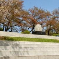 散策!天童(2) 建勲神社をお参りして、愛宕沼を眺める