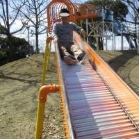 今日も学園東町公園へ行きました!