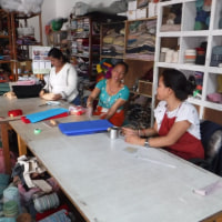 フェアトレード生産者訪問 ネパール編 1