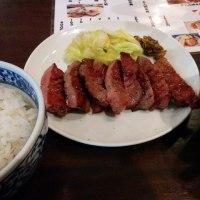 牛たんの一仙さんで牛たん焼定食