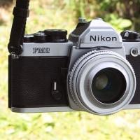 パンケーキ型レンズ・ニコン45ミリF2.8Pの魅惑