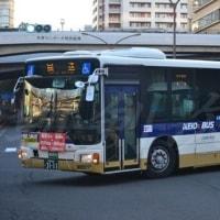 京王バス 新型ブルーリボンと新型エアロスター
