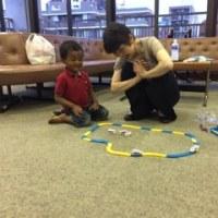 ザンビアで孤児たちと