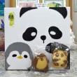 パンダ&ペンギンクッキー