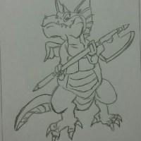 DQ ドラゴンソルジャー