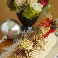 クリスマスケーキの試作&練習