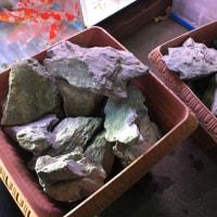 レイアウト用石