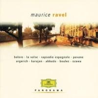 Maurice Ravel - Deutsche GrammophonのPanoramaシリーズ