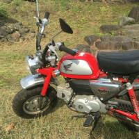 ホンダ     モンキー バイク