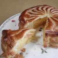 ケーキ上級レッスン・・・ガレット・デ・ロワ