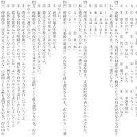 日本大学・国語 3