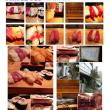 新宿で午後から仕事ランチは西新宿公園先の路地にある「美家古鮨」で懐かしいランチをいただく。