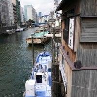神田川を歩く:河口から馬場まで