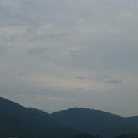 今日の宮津は梅雨の晴れ間です・・・と言ってもカラッとした晴れでなく・・・