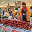 7月15日 札幌 新さっぽろサンピアザ光の広場 胆振日高フェア ミニライブ