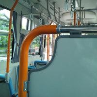 コミュニティーバスに、〓