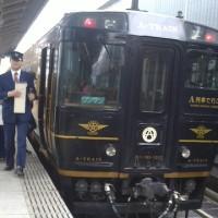 ♪ジャズ♪の流れる列車