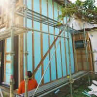 価値ある不動産を再生する!『 日在の古民家リノベーション  K様邸 』は工事着々進行中!です。