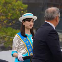 2017長崎帆船まつり 開幕初日 ロマン長崎・江頭奈那 2017・4・20