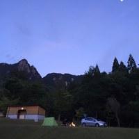 鉾岳 四月の風