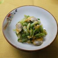 春を告げる秋田県横手市の郷土料理「ひろっこの酢味噌和え」