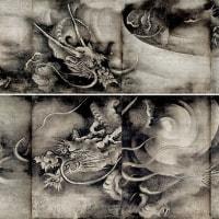 170520 桃山文化のご長寿絵師海北友松(1533~1615:83歳)はスゴイ!息子友雪は66歳の時できた!