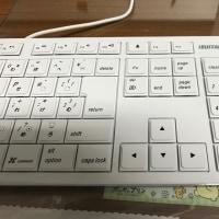 【初】アップル製品以外のキーボード