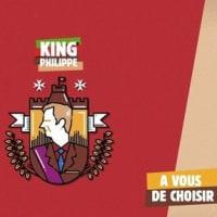 バーガーキングにベルギー王室が抗議!